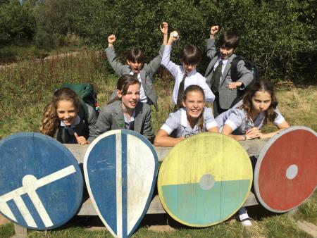 Year 7 Battle Abbey School Trip