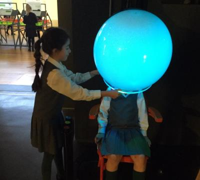 Year 3 visit the Science Museum