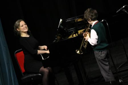 Talents on show at the Bellevue South Music Festival