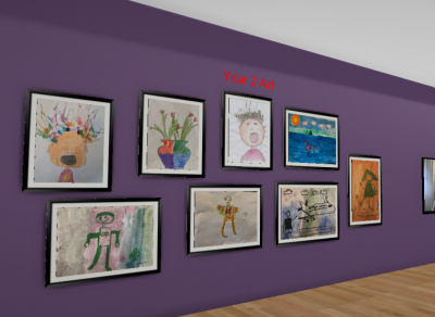 The Hampshire School Chelsea Present The Summer Art Exhibition
