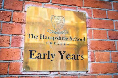 Relocation of Early Years