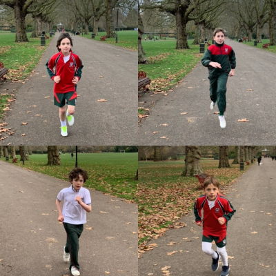 Cross country race reveals talented runners