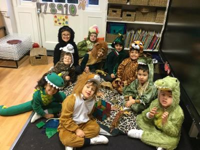 Spring Term Early Years activities