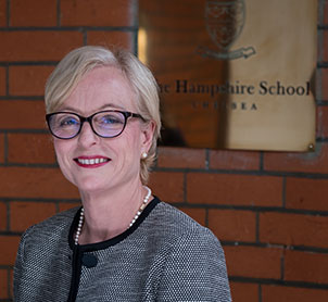 Pamela Edmonds, Head, The Hampshire School Chelsea